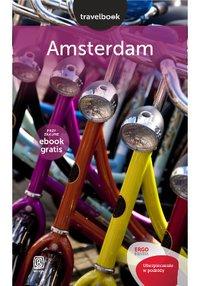 Amsterdam. Travelbook. Wydanie 1 - Katarzyna Byrtek - ebook