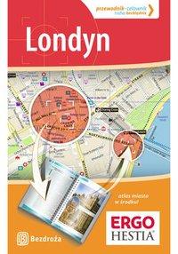 Londyn. Przewodnik - Celownik. Wydanie 1 - Zofia Reych - ebook