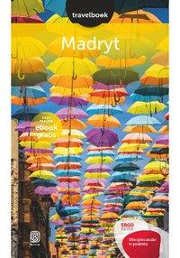 Madryt. Travelbook. Wydanie 1 - Agnieszka Sobolewska - ebook