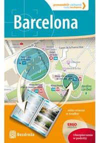Barcelona. Przewodnik-celownik. Wydanie 2 - Dominika Zaręba - ebook