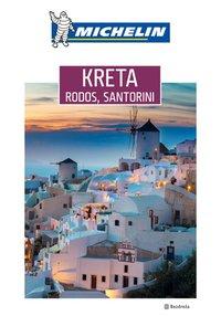 Kreta, Rodos, Santorini. Michelin. Wydanie 1 - Peter Zralek - ebook