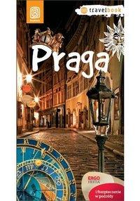 Praga. Travelbook. Wydanie 1 - Izabela Krausowa-Żur - ebook