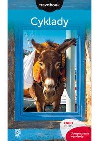 Cyklady. Travelbook. Wydanie 1 - Agnieszka Zawistowska - ebook