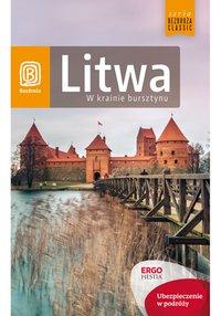 Litwa. W krainie bursztynu. Wydanie 1 - Agnieszka Apanasewicz - ebook