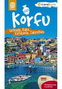 Korfu, Lefkada, Itaka, Kefalonia, Zakynthos. Travelbook. Wydanie 1 - Mikołaj Korwin-Kochanowski - ebook