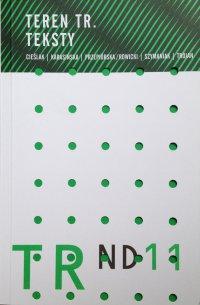 Teren TR. Teksty - Piotr Trojan - ebook