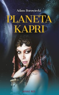 Planeta Kapri - Adam Borowiecki - ebook
