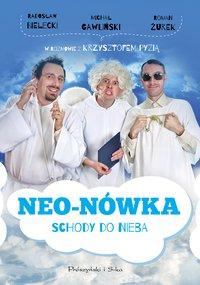 Neo-Nówka.Schody do nieba - Radosław Bielecki - ebook
