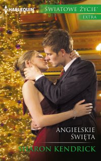 Angielskie święta - Sharon Kendrick - ebook