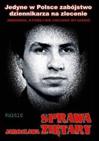 Sprawa Jarosława Ziętary - Krzysztof M. Kaźmierczak - ebook