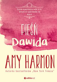 Pieśń Dawida - Amy Harmon - ebook