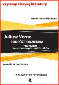 Podróż podziemna. Przygody nieustraszonych podróżników - Juliusz Verne - ebook