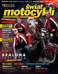 Świat Motocykli 01/2017 - Opracowanie zbiorowe - eprasa