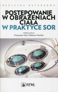 Postępowanie w obrażeniach ciała w praktyce SOR - Leszek Brongel - ebook