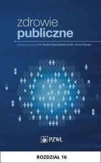 Zdrowie publiczne. Rozdział 16 - Anna Jabłońska Chmielewska - ebook