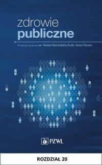 Zdrowie publiczne. Rozdział 20 - Hanna Kachaniuk - ebook