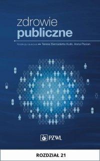 Zdrowie publiczne. Rozdział 21 - Bożena Zboina - ebook
