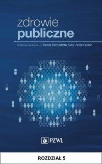 Zdrowie publiczne. Rozdział 5 - Dorota Żołnierczuk-Kieliszek - ebook