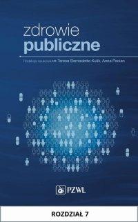 Zdrowie publiczne. Rozdział 7 - Agata Stefanowicz - ebook
