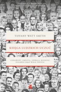 Księga ludzkich uczuć - Tiffany Watt-Smith - ebook