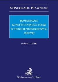 Domniemanie konstytucyjności ustaw w Stanach Zjednoczonych Ameryki