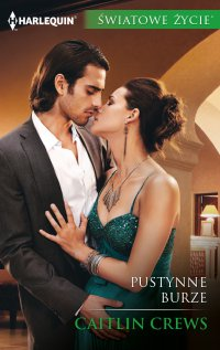 Pustynne burze - Caitlin Crews - ebook