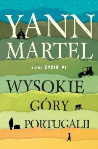 Wysokie góry Portugalii - Yann Martel - ebook