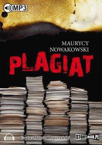 Plagiat - Maurycy Nowakowski - audiobook