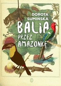 Balią przez Amazonkę