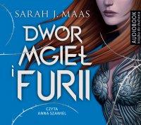 Dwór mgieł i furii - Sarah J. Maas - audiobook