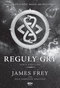 Endgame. Reguły Gry - James Frey - ebook