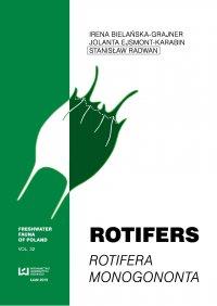Rotifers. Rotifera Monogononta - Irena Bielańska-Grajner - ebook