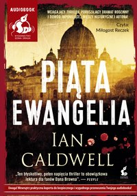 Piąta ewangelia - Ian Caldwell - audiobook