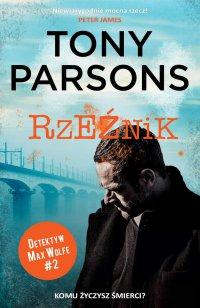 Rzeźnik - Tony Parsons - ebook