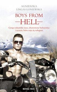 Boys from Hell - Agnieszka Lingas-Łoniewska - ebook