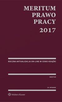 MERITUM Prawo pracy 2017