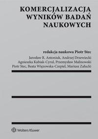 Komercjalizacja wyników badań naukowych - Beata Więzowska-Czepiel - ebook