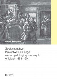 Społeczeństwo Królestwa Polskiego wobec patologii społecznych w latach 1864–1914 - Aneta Bołdyrew - ebook