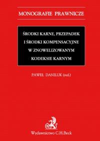 Środki karne przepadek i środki kompensacyjne w znowelizowanym Kodeksie karnym - Paweł Daniluk - ebook