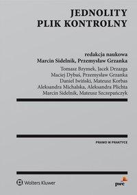 Jednolity Plik Kontrolny - Mateusz Szczepańczyk - ebook
