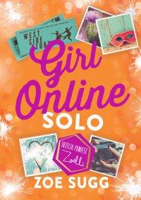 Girl Online solo - Zoe Sugg - ebook