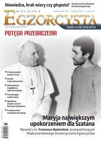 Miesięcznik Egzorcysta 55 (marzec 2017) - Opracowanie zbiorowe - eprasa
