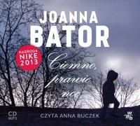 Ciemno, prawie noc - Joanna Bator - audiobook