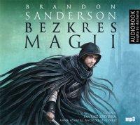 Bezkres magii - Brandon Sanderson - audiobook
