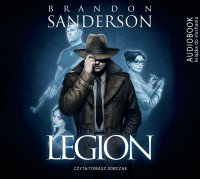 Legion - Brandon Sanderson - audiobook