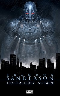 Idealny stan - Brandon Sanderson - ebook
