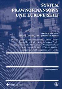 System prawnofinansowy Unii Europejskiej - Anna Reiwer-Kaliszewska - ebook
