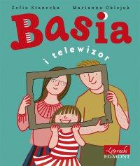 Basia i telewizor - Zofia Stanecka - ebook