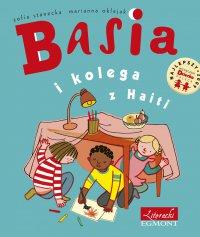 Basia i kolega z Haiti - Zofia Stanecka - ebook