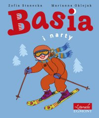 Basia i narty - Zofia Stanecka - ebook